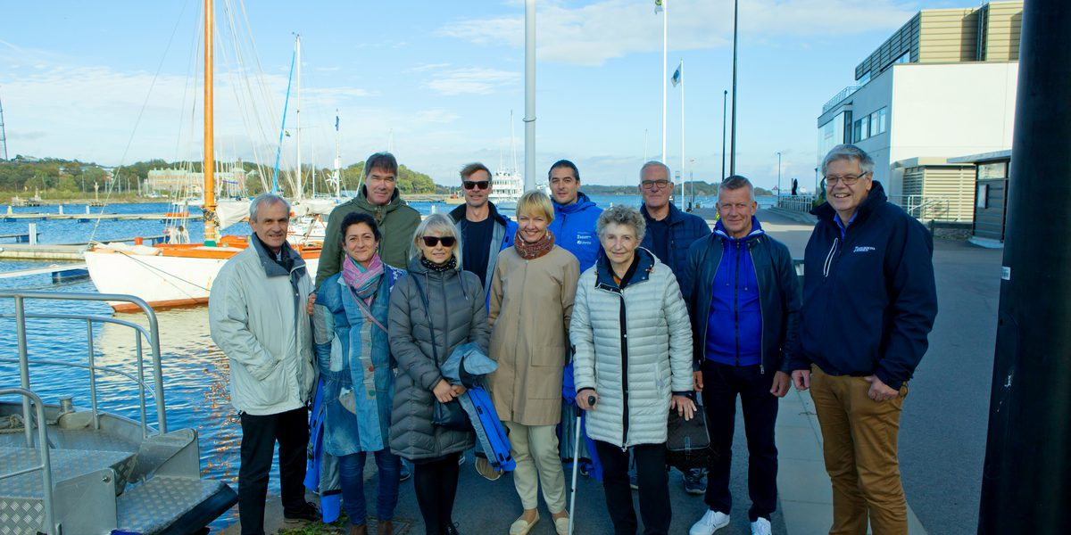 Baltic Sail autumn meeting Karlskrona