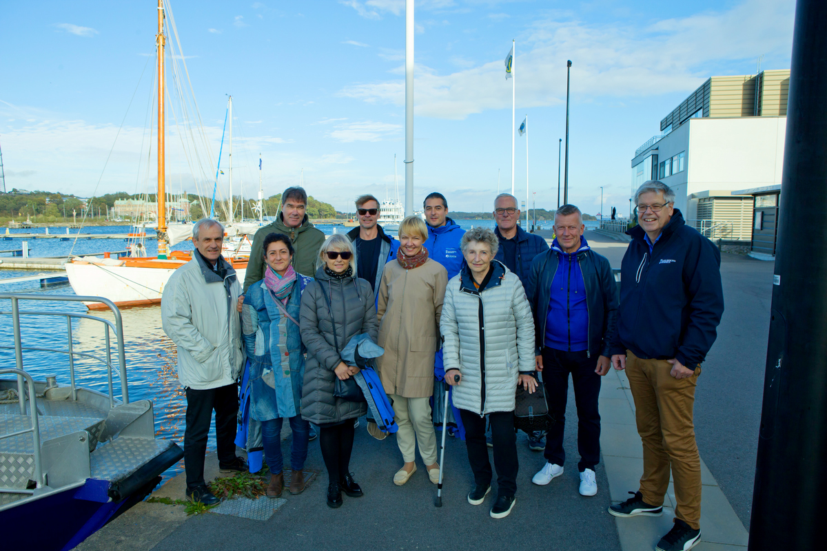 Baltic Sail partners meet in Karlskrona for autumn meeting/ Andrzej Radomski