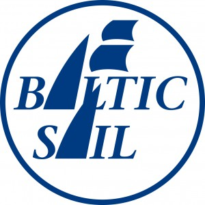 Baltic Sail Logotype without cities